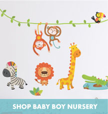 Shop Baby Boys Nursery.