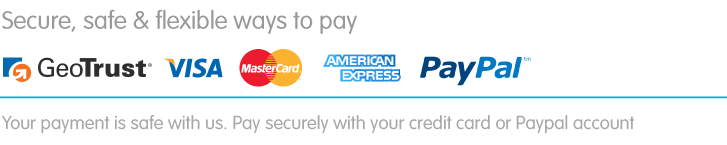 Payment Options.